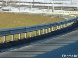 11МО Мостовые ограждения барьерного типа - фото 4