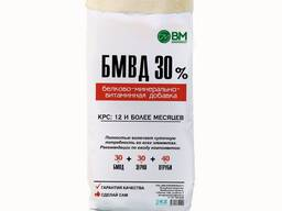 30% БМВД для телят 12-18 мес. Откорм КК 61-4