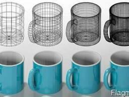 3Д моделирование объектов и изделий