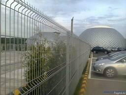 3d- забор
