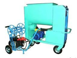 Агрегат для нанесения огнезащитных покрытий СОВ-5 - фото 1