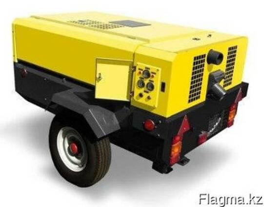 Агрегат насосный передвижной АНД 100 Д120