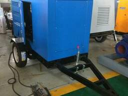 Дизельный сварочный агрегат CMW-400