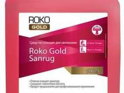 Акция-Roko Gold Sanrug 5л-чистка плитки,туалетов,банях,душах