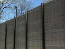 Акция! Шумозащитные экраны на забор.