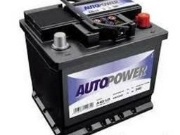 Аккумулятор Autopower 56008 60 Ah правый плюс