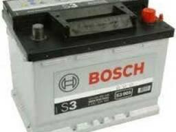 """Аккумулятор Bosch 56Ah 556400 """"- """" 242x175x190"""