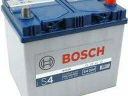 Аккумулятор Bosch 60 Ah в Алматы с доставкой и установкой