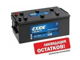 Аккумулятор Exide 180AH