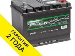 Аккумулятор Gigawatt 68AH 550A