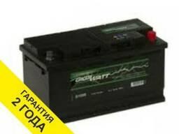 Аккумулятор Gigawatt G100R 100AH 830A