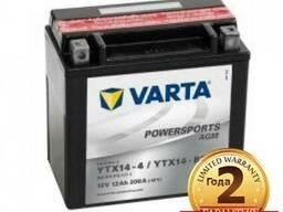 Аккумулятор Varta 12Ah для Mercedes E-Class W211