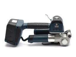 Аккумуляторный стреппинг инструмент для обвязки PET лент