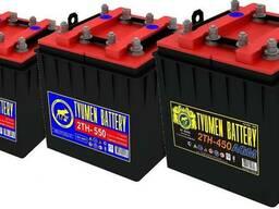 "Аккумуляторные батареи 32ТН-450-У2, 32ТН-550-У2 и 32ТН-450 """