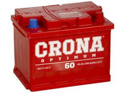 Аккумуляторы CRONA 6CT-60