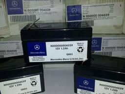 Аккумуляторы дополнительные для Mercedes ML/GL/GLK - фото 3