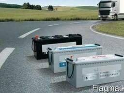 Аккумуляторы на грузовой, легковой и специализированный тран