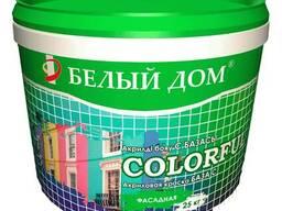 Акриловая База C, водоэмульсия, краска Colorful
