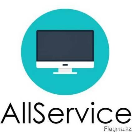 AllService - Ремонт компьютеров в Шымкенте