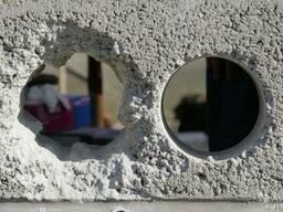 Алмазное бурение отверстий в бетоне кирпиче любых диаметров