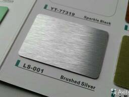 Алюкобонд серебро - фото 3