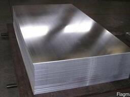 Алюминиевый лист АД1М, размер: 0.5x1200x3000мм.