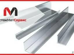 Алюминиевый уголок АД31, АД31т