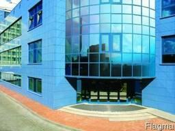 Алюминиевые изделия Алютех, окна, витражи, фасады в Алматы - фото 5