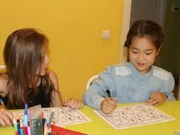 Английский для детей с преподавателем из Европы