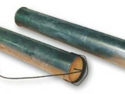 Анодные заземлители ферросилидовые (железокремнистые) - фото 1