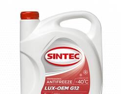 Антифриз Sintec LUX G12 карбоксилатный (10кг)