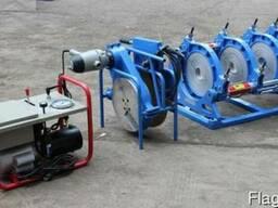 Сварочные аппараты для ПЭ труб SUD90-315H (гидравлика)