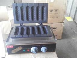 Аппарат для приготовления корн-догов (сосисок в тесте на пал