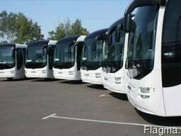 Аренда автобуса почасово в Астане
