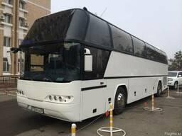 Аренда автобуса в Астане.Комфортабельные автобусы 40-50 мест