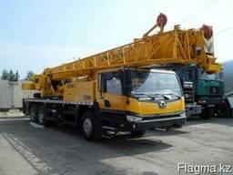 Аренда автокрана 25 тонн (49 м. стрела)