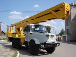 Аренда автовышки АГП-22