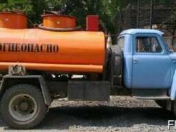 Аренда бензовоза в Алматы
