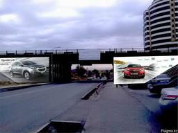 Аренда билбордов в г. Шымкент
