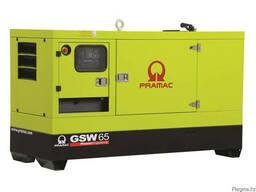 Аренда дизельного генератора 40 кВт (Pramac GSW 65P, Италия)