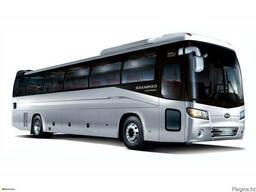 Аренда комфортабельных туристических автобусов в г. Астана