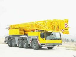Аренда крана 220 тонн (Казахстан, Россия, страны СНГ)