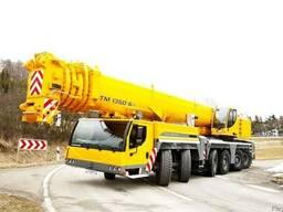 Аренда крана 350 тонн (Казахстан, Россия, страны СНГ)