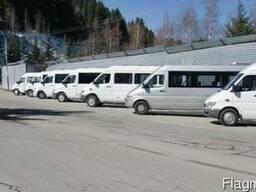 Аренда микроавтобуса и автобуса