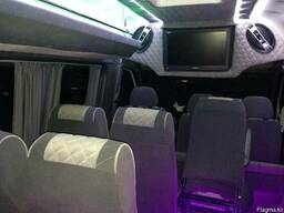 Аренда микроавтобусов на 18 мест