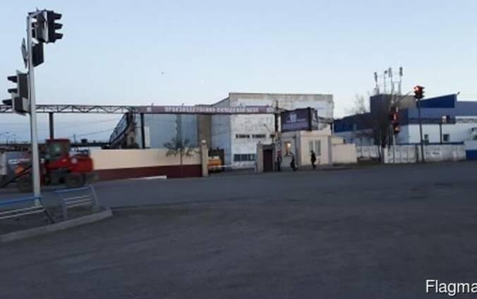 Аренда складов , открытых площадок в Караганде