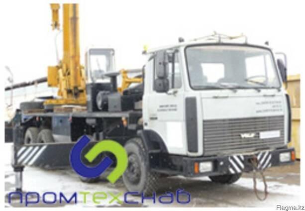 Аренда, услуги автокрана 50 тонн