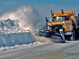 Аренда услуги снегоуборочной машины