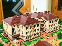 Изготовление архитектурных макетов в Астане