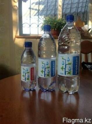 """Артезианская питьевая вода """"Манкент"""""""